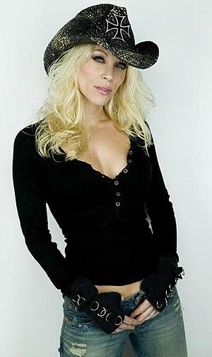 Angela Gossow - Angela Gossow in 2008