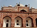 Architectural Detail - Humayun's Tomb - New Delhi - India - 03 (12771662323).jpg