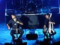 Argentina - Buenos Aires - 2CELLOS en el Teatro Gran Rex 01.JPG