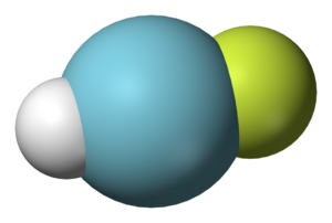 Argon fluorohydride - Image: Argon fluorohydride 3D vd W