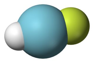 Argon fluorohydride chemical compound