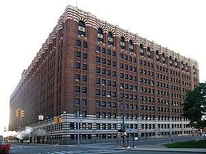 Argonaut Building - The Argonaut Building, taken from the West