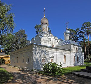 Arkhangelskoe Estate Aug2012 buildings 05.jpg, автор: A.Savin