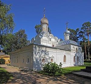 Arkhangelskoye Palace - Image: Arkhangelskoe Estate Aug 2012 buildings 05