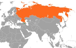 Armenia–Russia relations