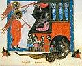 Armenian icon 27, Last Judgment, 1679.jpg