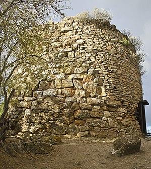 Armungia - A nuraghe in the communal territory of Armungia.
