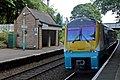 Arriva Trains Wales Class 175, 175007, Chirk railway station (geograph 4024240).jpg