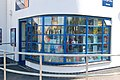 Art deco window at RNLI shop - geograph.org.uk - 1375936.jpg