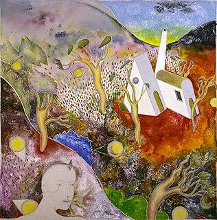 Luca Alinari Italian painter (1943-2019)
