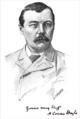Arthur Conan Doyle by George Wylie Hutchinson.png