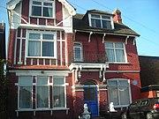 Arthur Conan Doyle's house in South Norwood, London