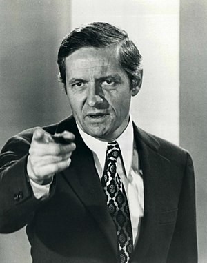 Arthur Hill (actor) - Hill in 1971 as Owen Marshall.