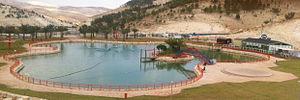 Ma'ale Adumim - Artificial lake, Ma'ale Adumim