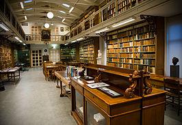Artis bibliotheek wikipedia - Moderne bibliotheek ...