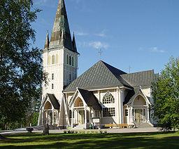Arvidsjaurs kirke.