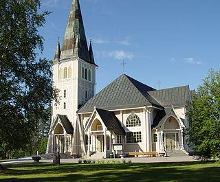 Arvidsjaur Place in Lapland, Sweden