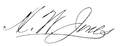 Asahel Wellington Jones signature.png