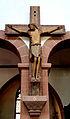 Aschaffenburg - Stiftskirche, Triumphkreuz 01.JPG
