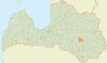 Atašienes pagasts LocMap.png