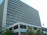 Το κτίριο της Γενικής Αστυνομικής Διεύθυνσης Αττικής (Γ.Α.Δ.Α.)