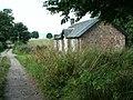 Auchinglen track junction Cottage - geograph.org.uk - 539432.jpg