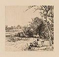 Auguste Louis Lepère - Auguste Lepère- Le pommier renversé (Picardie) - 2014.710.f - Cleveland Museum of Art.jpg