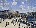 Auguste Renoir. Pont-Neuf, Paris (1872) (26571824659).jpg