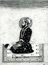 Aurangzeb around 1660