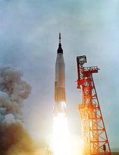Breitling 809 Cosmonaute Scott Carpenter 170px-Aurora_7_launch