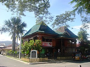 Aurora Quezon - Image: Aurorahousejf
