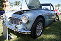 Austin Healey 3000 1960 BN7 LSideFront Lake Mirror Cassic 16Oct2010 (14690699019).jpg