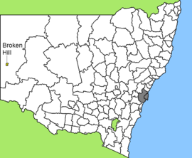 City of Broken Hill Wikipedia