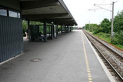 Avedoere Station Denmark perron nord.jpg