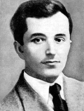 Avni Rustemi - Avni Rustemi in the 1920s
