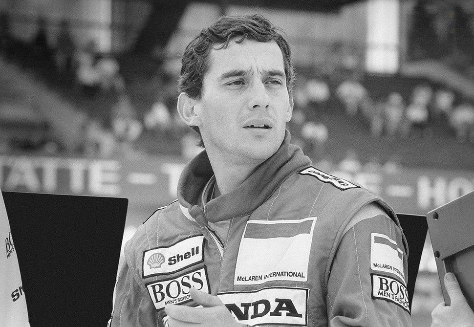 Ayrton Senna 9