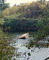 Búnker en el río Jarama (1 de noviembre de 2015, Rivas-Vaciamadrid) 03.JPG