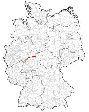 Verlauf der B 253