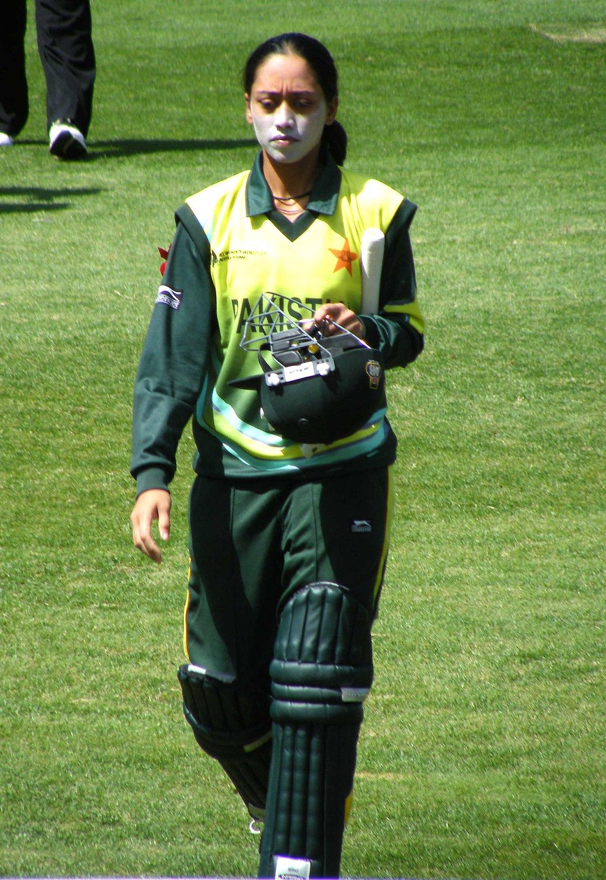 List of Pakistan women Test cricketers - Wikipedia