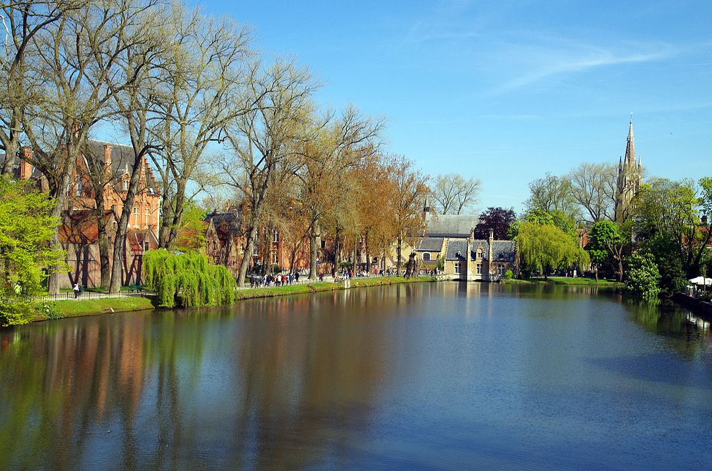 BE-brugge-minnewater