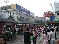 BJ 北京 Beijing 王府井大街 Wangfujing Street booth visitors Olympus Nikon Camera sign 好友世界商場 Haoyou Emporium Aug-2010.JPG