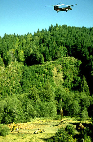 Oregon and California Railroad Revested Lands - Image: BLM Oregon forestry