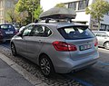 BMW 218d Switzerland Diplomatic plate (Italy) (45021075284).jpg