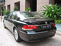 BMW 7 series rear, S2006.JPG