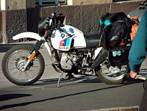 R 80 G/S Paris-Dakar
