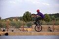 BMX Rider In Iran- Qom city- Alavi Park 12.jpg