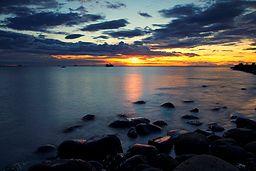 Bacolod - Guimaras Strait.jpg