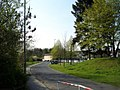 Bad Nauheim, Mehrzweckhalle Schwalheim (Bad Nauheim, multi purpose hall Schwalheim) - geo.hlipp.de - 18042.jpg