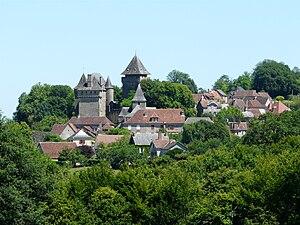 Badefols-d'Ans - Image: Badefols d'Ans village (2)