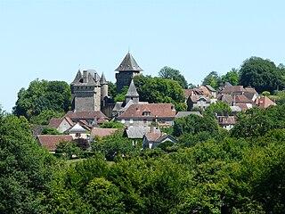 Badefols-dAns Commune in Nouvelle-Aquitaine, France